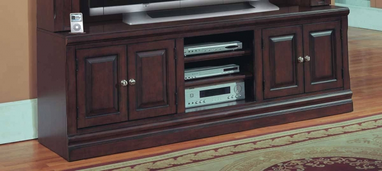 Sterling 78in TV Console with IPOD Dock - Parker House