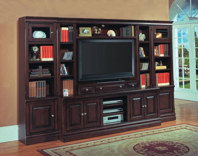 Sterling Vista 50in Entertainment Center D - Parker House