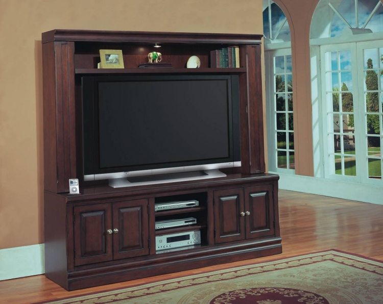 Sterling Vista 65in Entertainment Center A