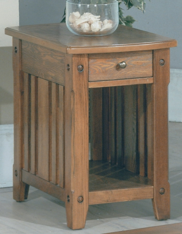 Table Series 13 Chairside Table - Parker House