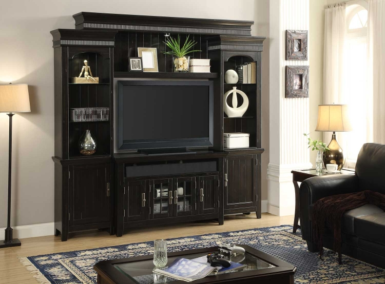 Tahoe 50in Console Entertainment TV Wall Unit