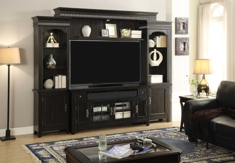 Tahoe 62in Console Entertainment TV Wall Unit