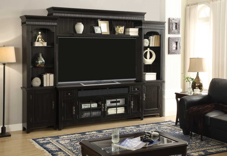 Tahoe 72in Console Entertainment TV Wall Unit