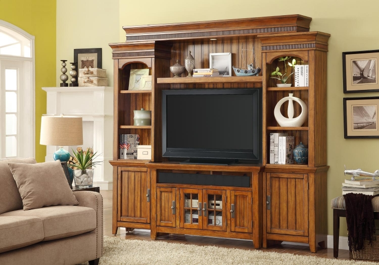 Terrace 50-inch Console Ent. Wall