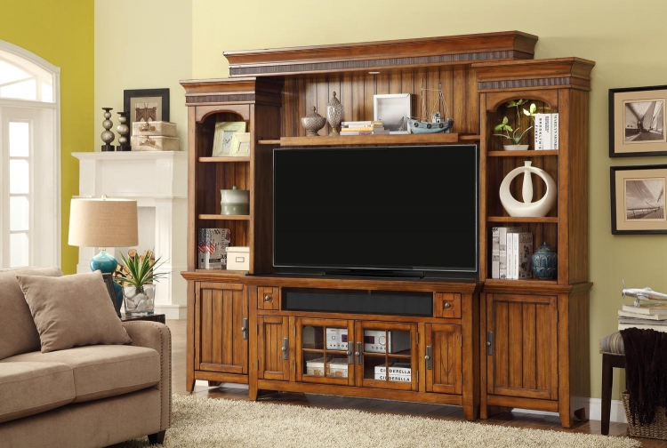 Terrace 62-inch Console Ent. Wall