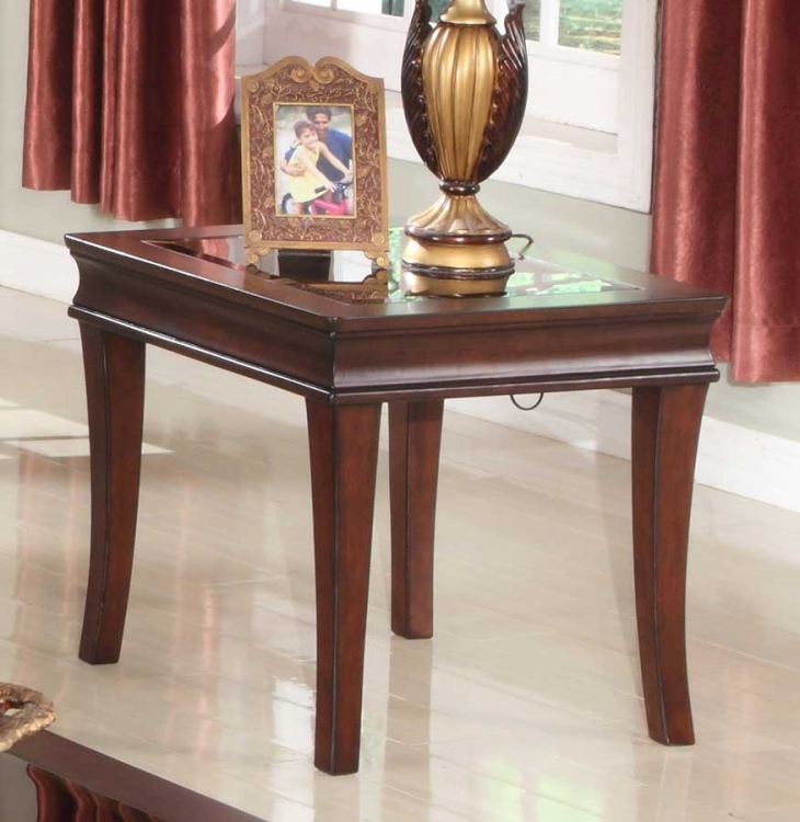 Afton End Table - Parker House