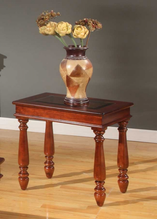 Andrews Chairside Table - Parker House