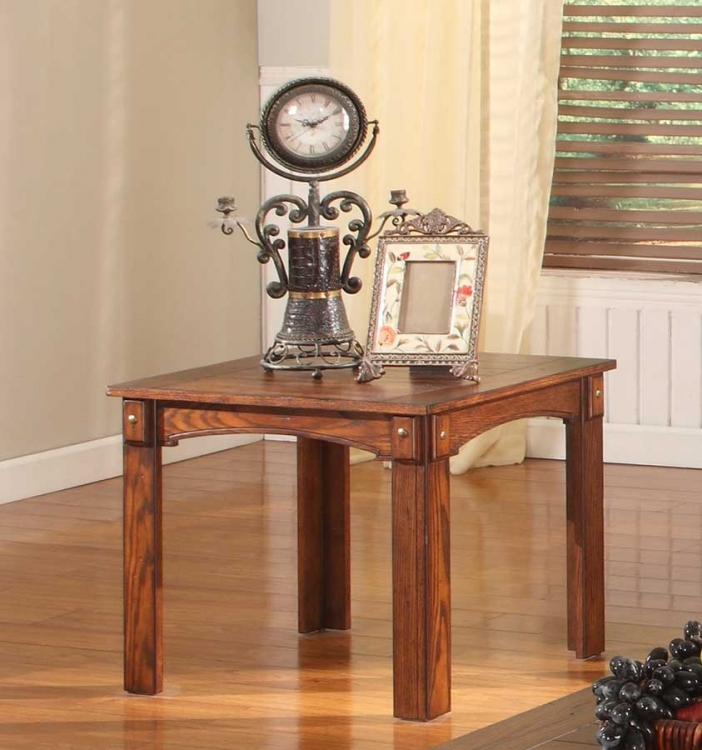 Aspen End Table - Parker House