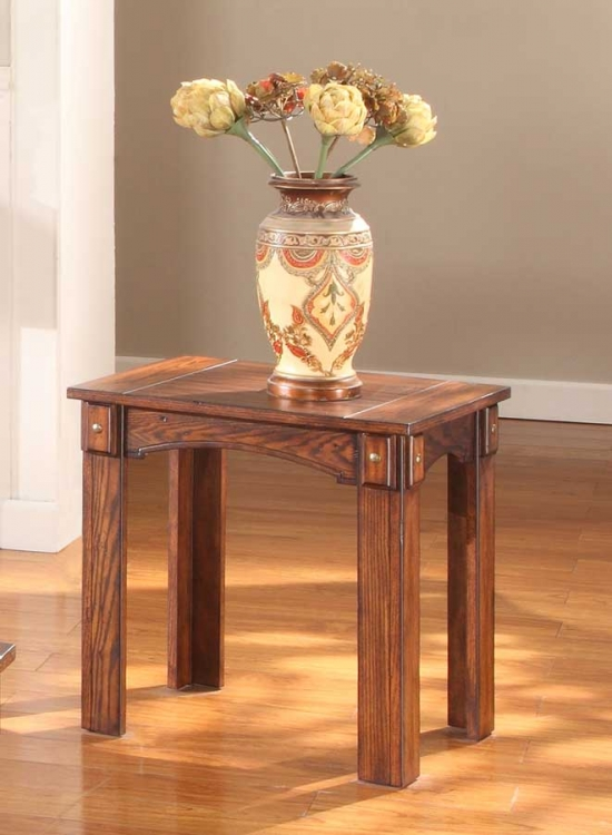 Aspen Chairside Table - Parker House