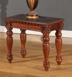 Athens Chairside Table - Parker House