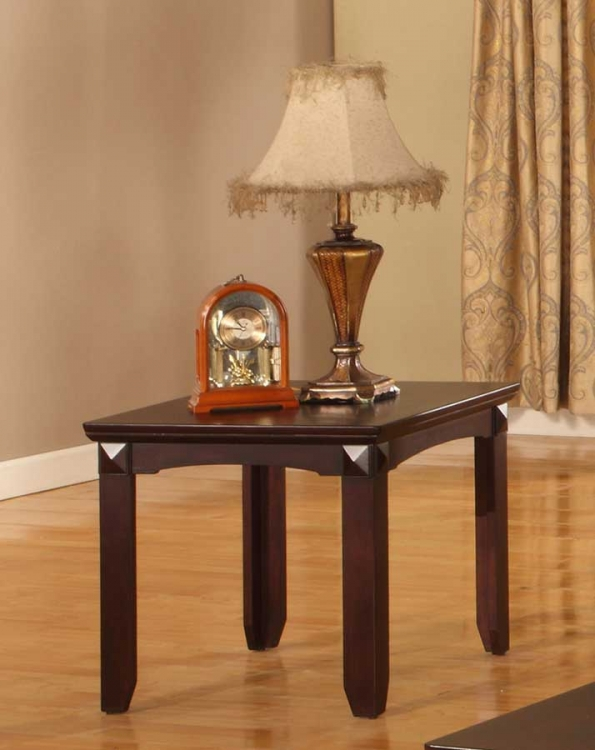 Auburn End Table - Parker House