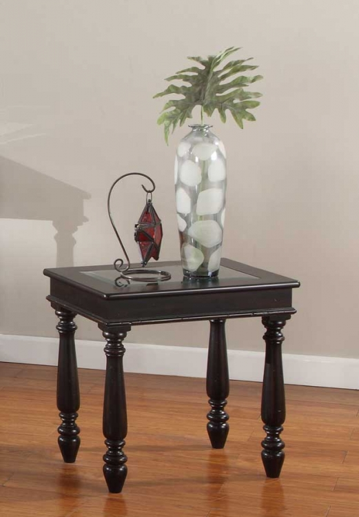 Avelino Chairside Table - Parker House