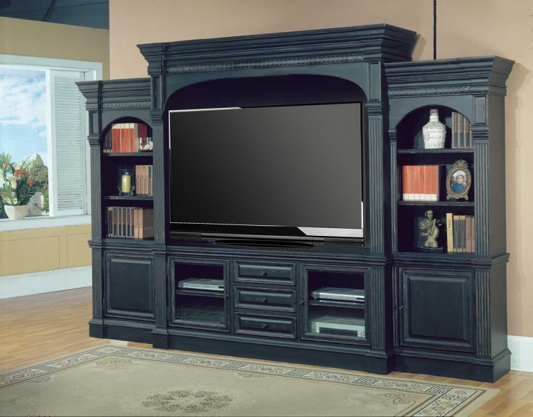 Venezia 5Pc Wall System with 77in TV Console
