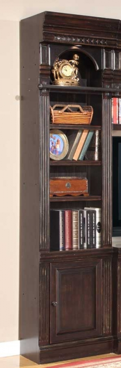 Venezia 22in Open Top Bookcase
