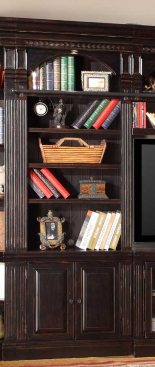 Venezia 32in Open Top Bookcase