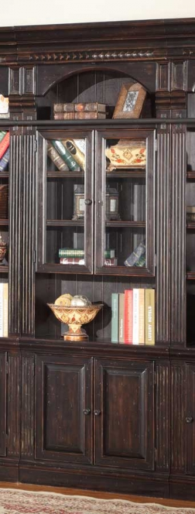 Venezia 32in Glass Door Cabinet