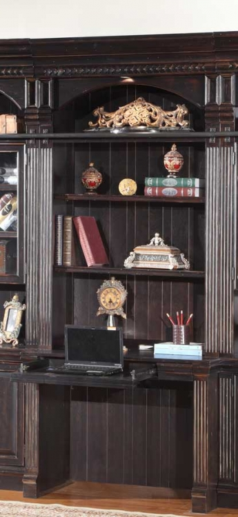 Parker House Venezia 2 Pc Library Desk