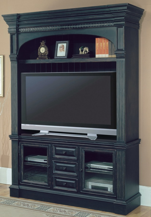 Venezia 3pc Entertainment Center