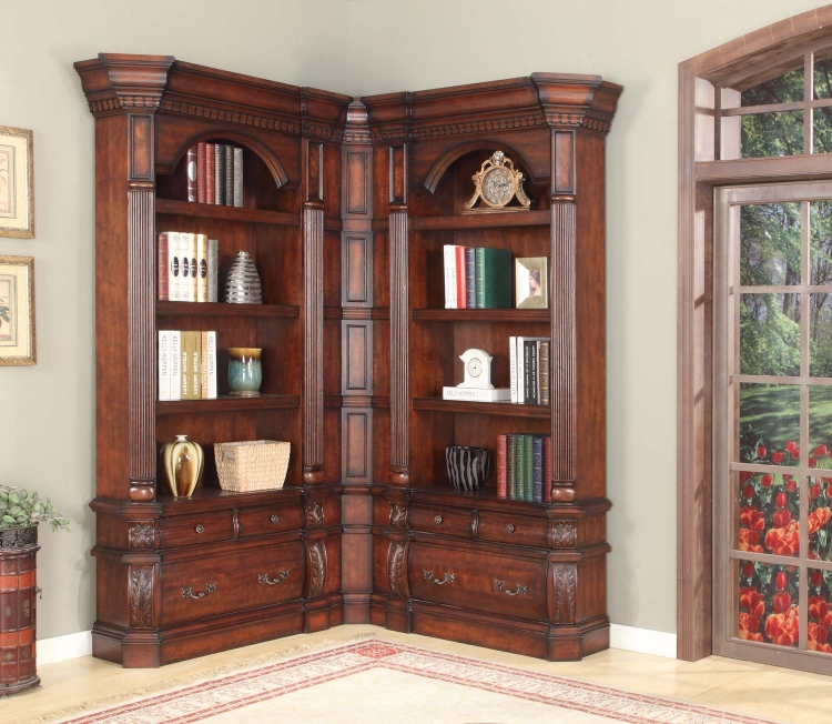 Versailles Museum Library Bookcase Set 1