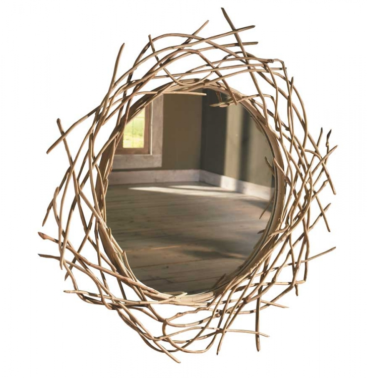 Nile Vine Mirror-Padmas Plantation