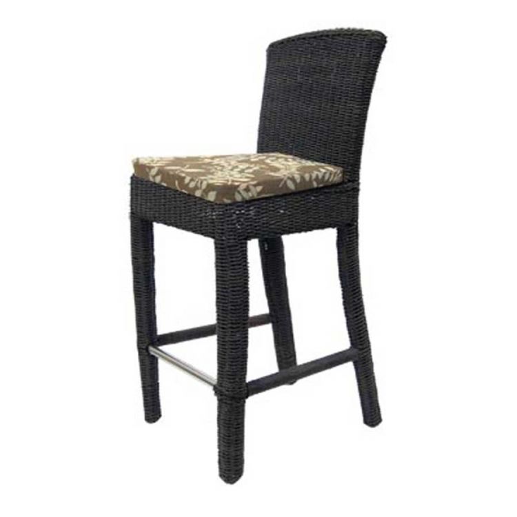 Outdoor Bay Harbor Side Barstool-Padmas Plantation