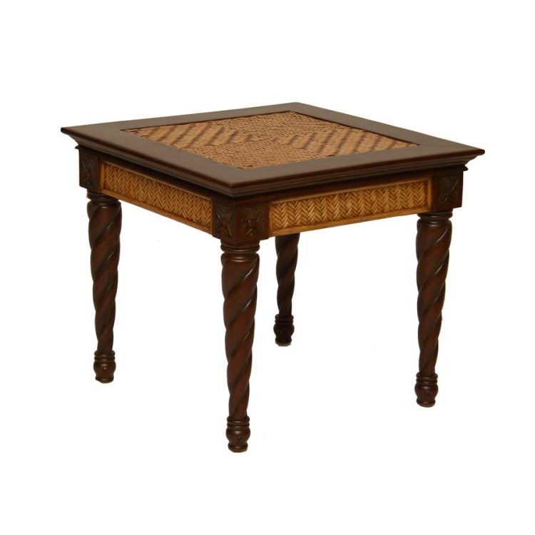 Trinidad End Table-Padmas Plantation