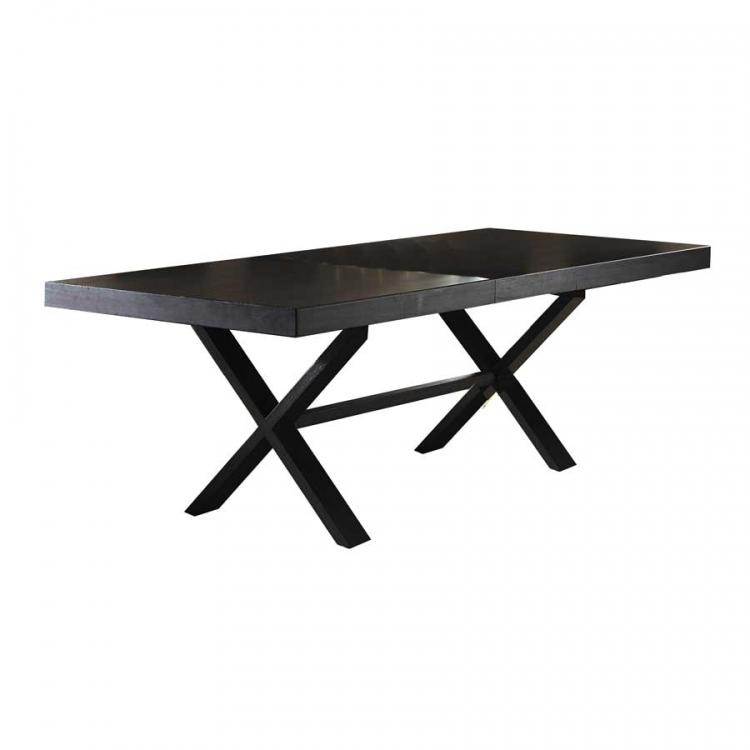 Moderne X Dining Table-Padmas Plantation