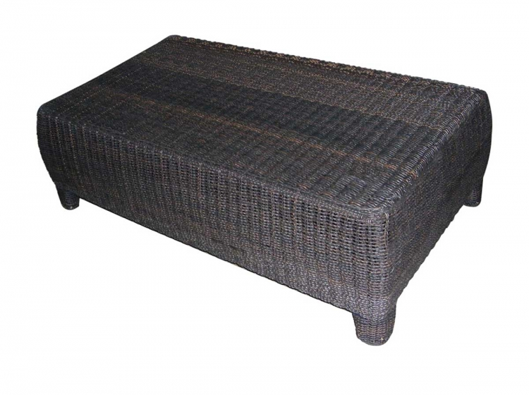 Outdoor Bay Harbor Coffee Table-Padmas Plantation
