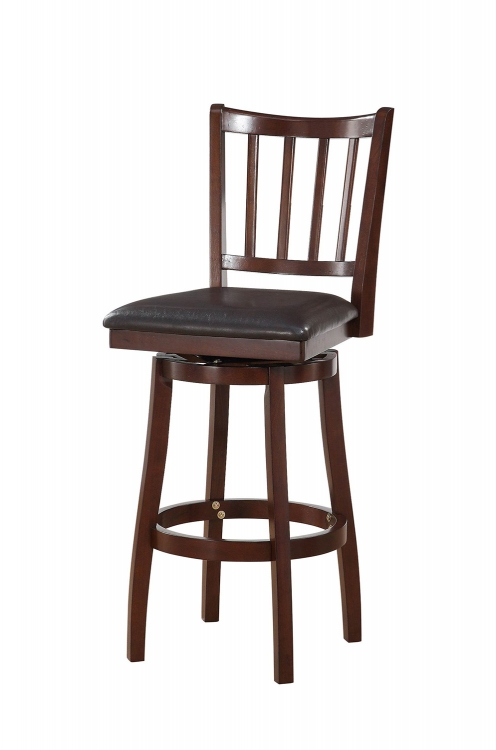 Gatewood Barstool - Dark Brown
