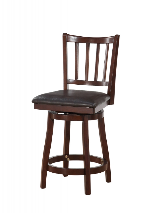 Gatewood Counterstool - Dark Brown