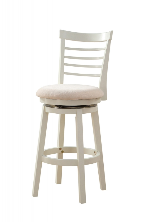 Harbour Barstool - White