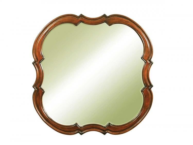 Powell Wellington Cloverleaf Mirror