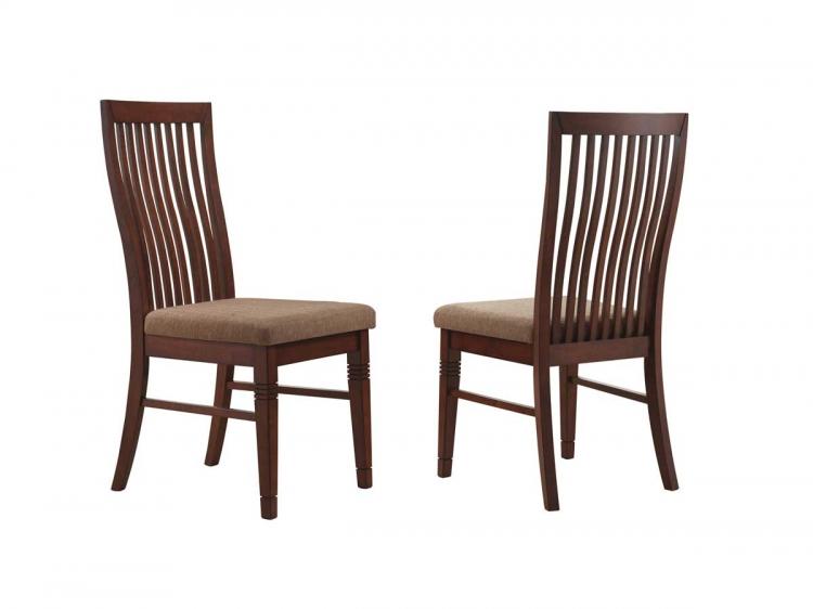 Fairfax Dark Cherry Dining Side Chair