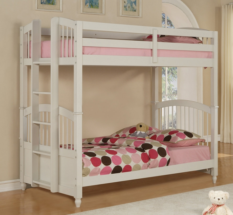 May Twin/Twin Bunk Bed - Powell