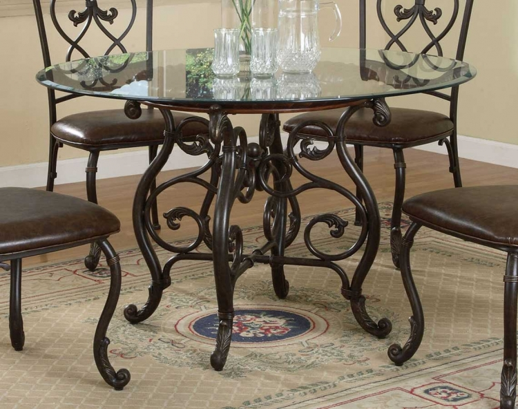 Lakewood Pedestal Dining Table