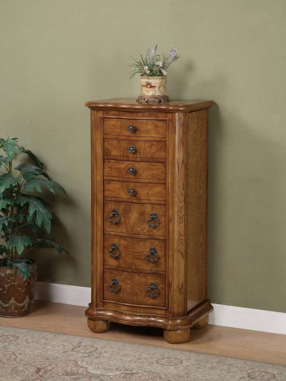 Porter Valley Jewelry Armoire - Powell