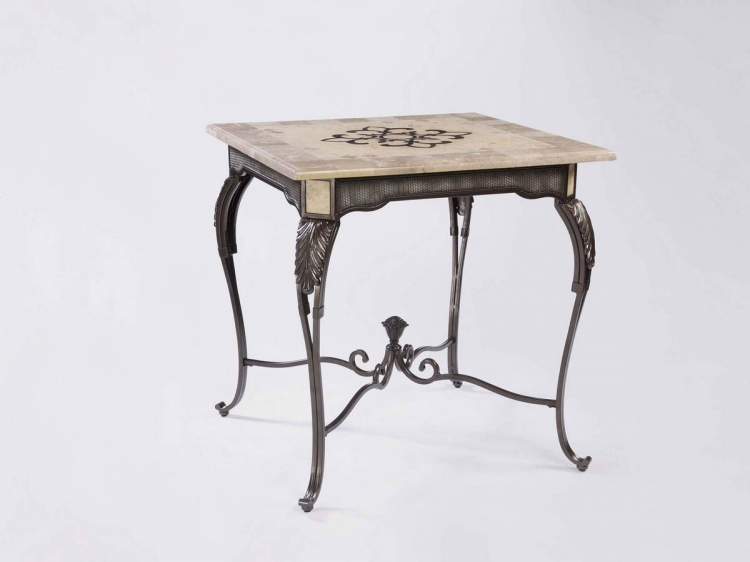 Morningside Antique Bronze Gathering Table