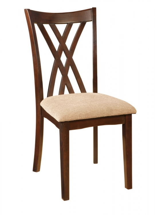Stafford Espresso Side Chair