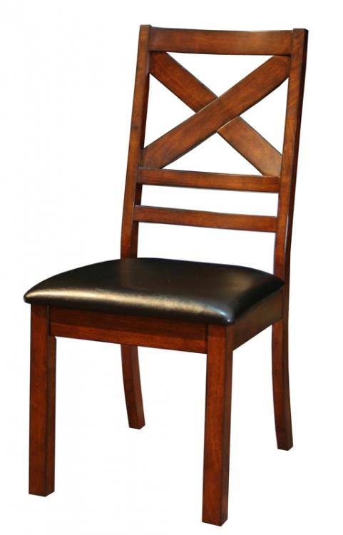 Hempstead Dark Cherry Dining Side Chair