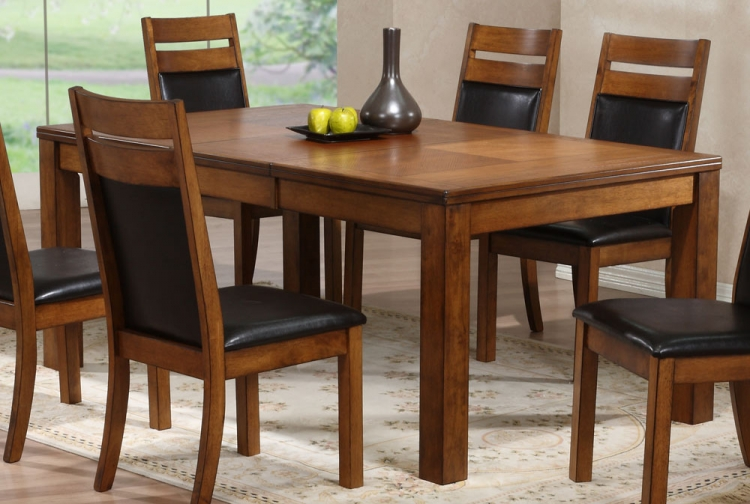 Millcreek Medium Oak Dining Table