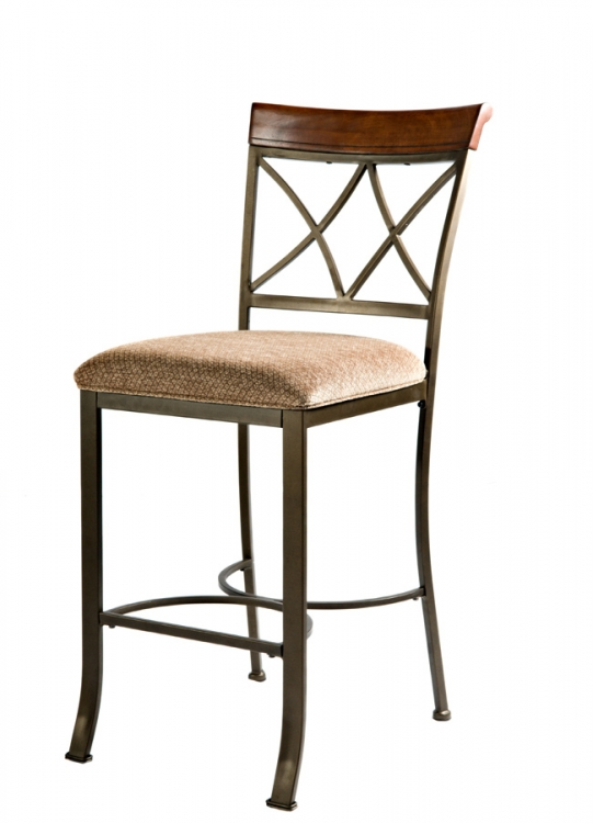 Cherry Hamilton Bar Stool