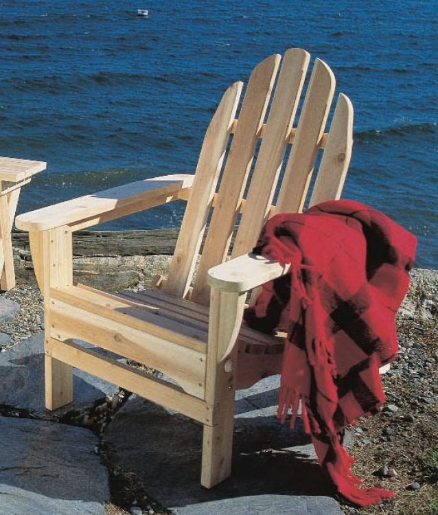Cedar Looks Adirondack Chair