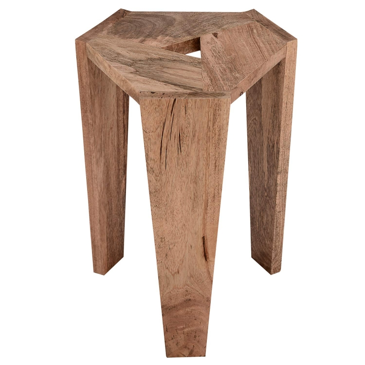 Mango Stool - Natural