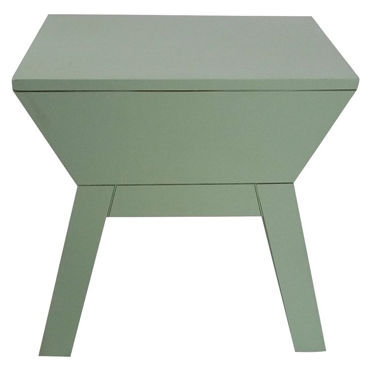 PistachioHickory Stool - Mint