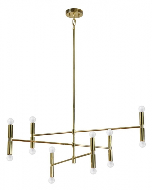 AXIS Ceiling Fixture - Gold plated