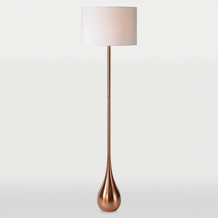 Pandora Floor Lamp - Copper