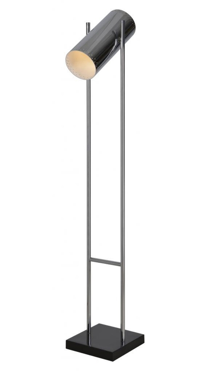 Dispatch Floor Lamp - Chrome