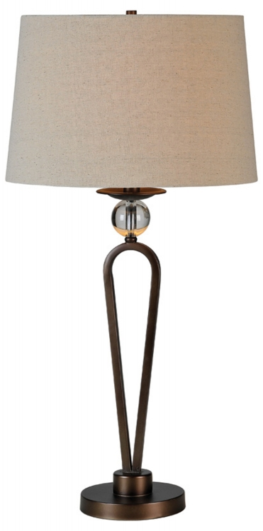 Pembroke Table Lamp - Ren-Wil