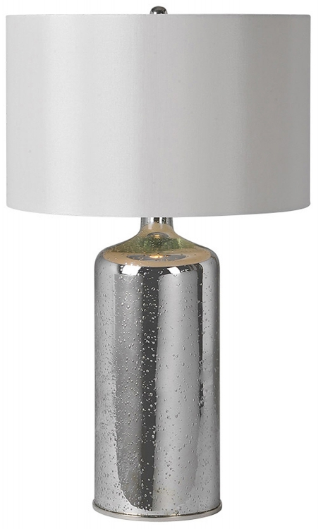 Rita Table Lamp - Silver Plated