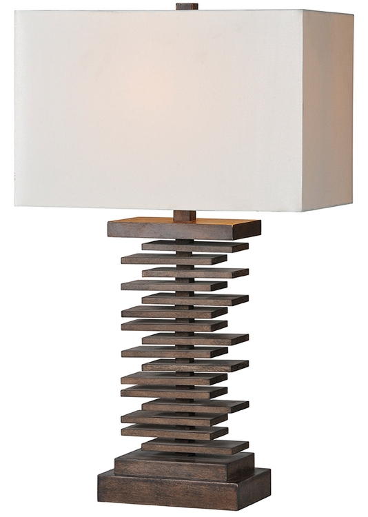 Cosma Table Lamp - Brown